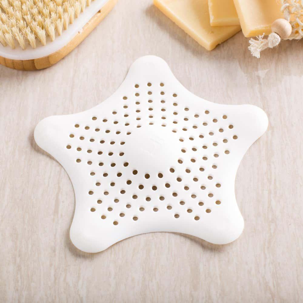 85329_Umbra_Starfish_Hair_Catcher__White