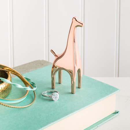 85376_Umbra_Anigram_'Giraffe'_Ring_Holder__Copper