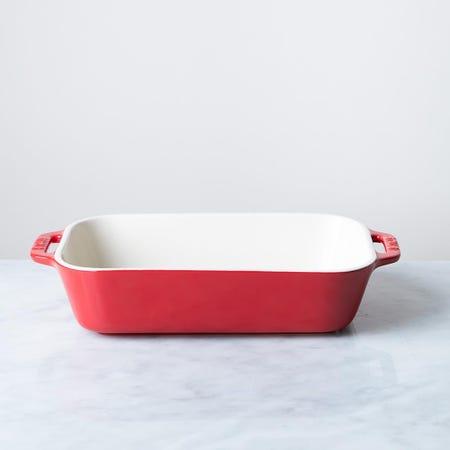 85411_Staub_En_France_Ceramic_10_5_x7_5__Rectangular_Bake_Dish__Cherry