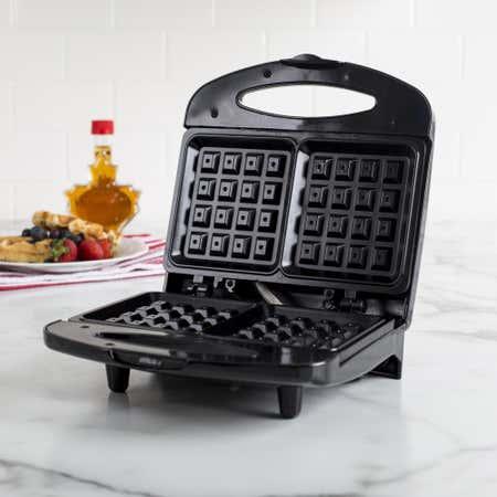 85494_Chefman_Mini_Waffle_Maker__Black