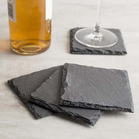 85529_KSP_Slate_Stone_Coaster___Set_of_4__Black