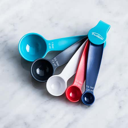 85615_Trudeau_Maison_Colours_Measuring_Spoon___Set_of_5__Multi_Colour