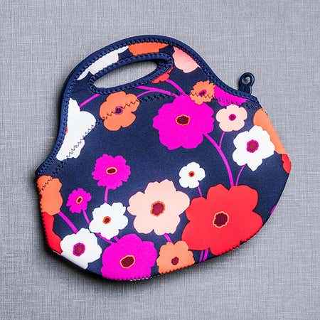 85663_Built_NY_Gourmet_Getaway_'Lush_Flower'_Insulated_Lunch_Bag