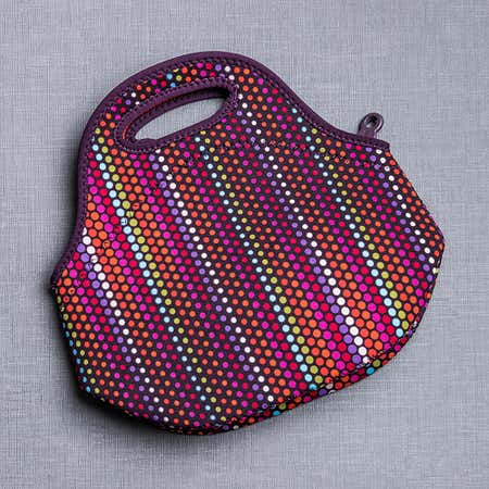 85664_Built_NY_Gourmet_Getaway_'Microdot'_Insulated_Lunch_Bag__Multi_Colour