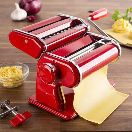 86243_KSP_Colore_'Detachable'_Manual_Pasta_Machine__Red