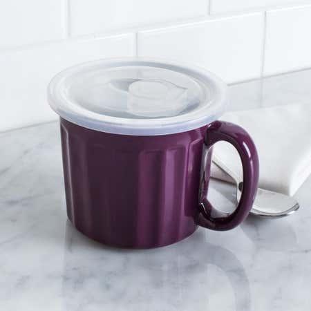 86246_KSP_Solid_Porcelain_Soup_Mug_with_Lid__Purple
