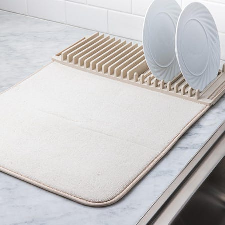 86824_Umbra_Udry_Drying_Mat_with_Rack__Linen