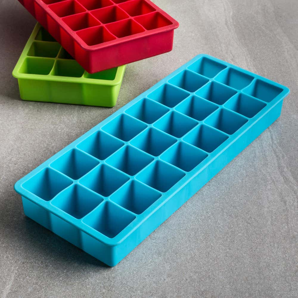 86885_Luciano_Gourmet_Silicone_'Small_Cubes'_Ice_Cube_Tray__Asstd_