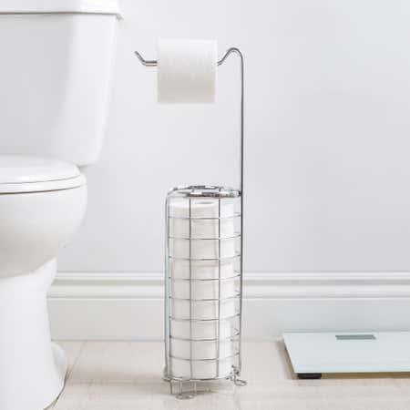 86960_KSP_Caddy_Toilet_Reserve___Holder__Chromewire