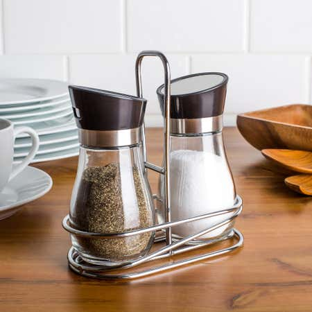 87165_KSP_Swivel_Salt_and_Pepper_Shaker_with_Stand___Set_of_2
