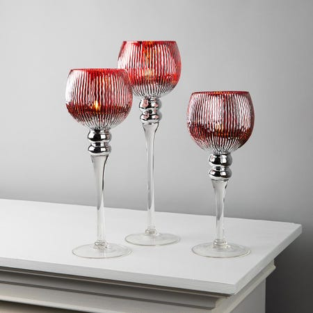 87469_KSP_Christmas_Glow_Glass_Stem_Candleholder___Set_of_3__Silver_Red