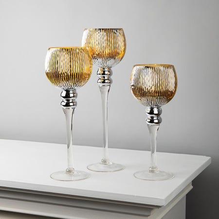 87470_KSP_Christmas_Glow_Glass_Stem_Candleholder___Set_of_3__Silver_Gold