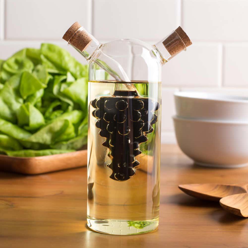 87473_KSP_Drizzle_'Grape'_Glass_Oil_and_Vinegar_Cruet