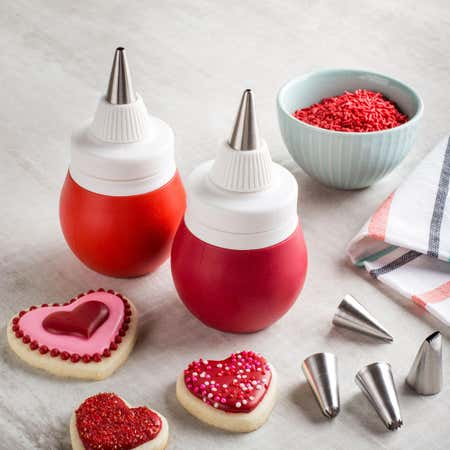 87550_KSP_Confection_Cake_Cupcake_Decorating_Kit___Set_of_8__Red_White