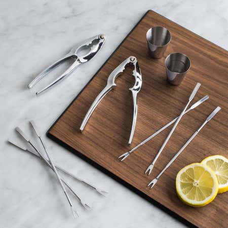 87677_KSP_Maritime_Seafood_Cracker_with_Tools_Combo___Set_of_10__Stainless_Steel