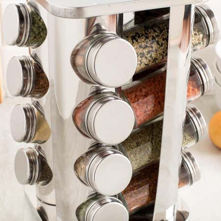 87678_KSP_Spin_Spice_Rack__Stainless_Steel