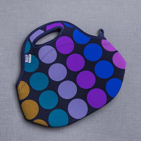 87791_Built_NY_Gourmet_Getaway_'Plum_Dot'_Insulated_Lunch_Bag