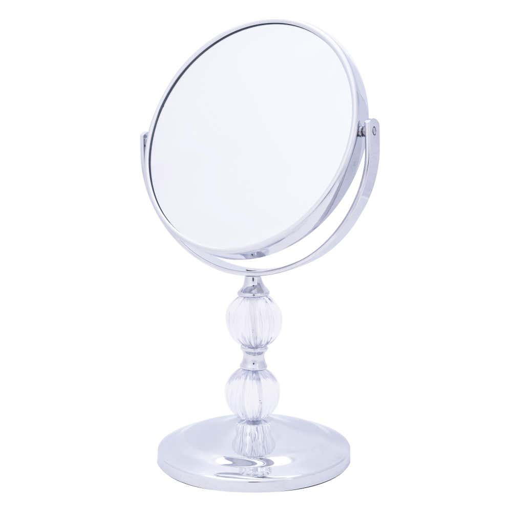 88164_Upper_Canada_Danielle_Decorative_Ball_Countertop_Mirror_5x__Chrome