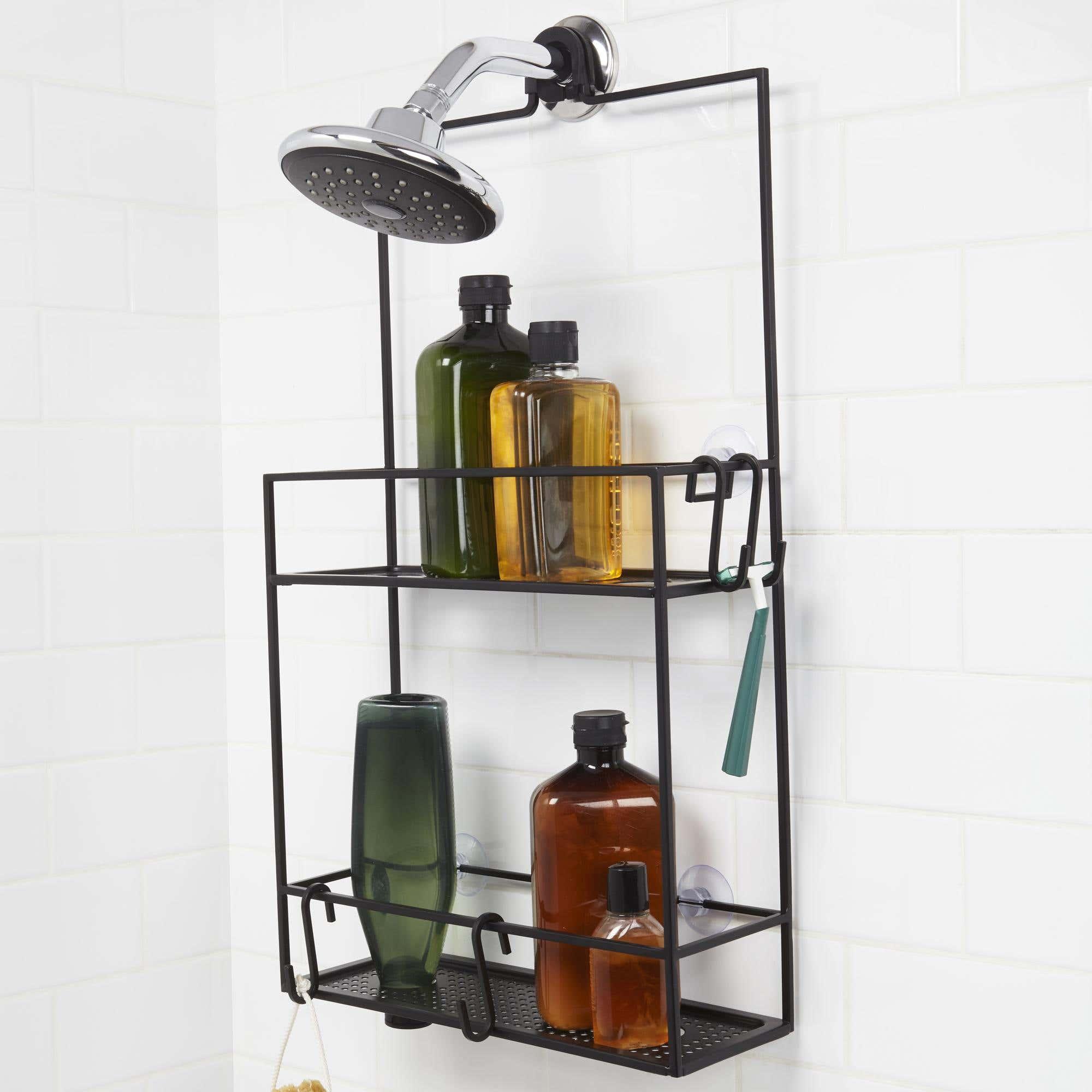 Umbra Cubiko Shower Caddy Black Kitchen Stuff Plus