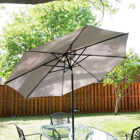 88641_KSP_Fenton_LED_Solar_Patio_Umbrella__Grey