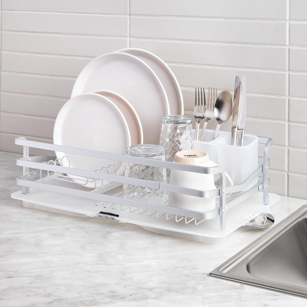 88732_KSP_Avanti_Dish_Rack_with_Tray__Aluminum
