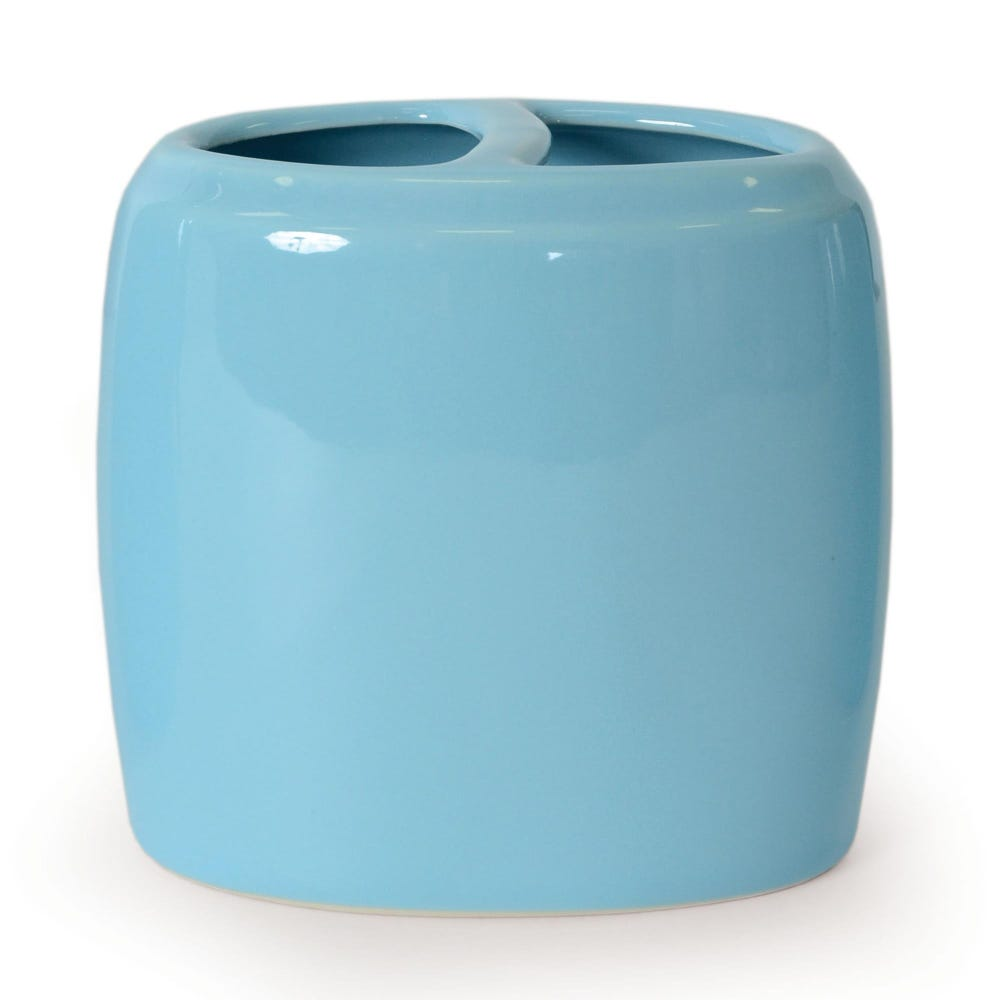 88848_Moda_At_Home_Compel_Ceramic_Toothbrush_Holder__Aqua