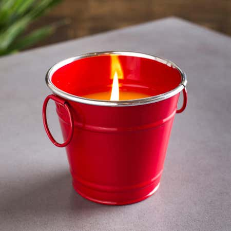 88892_KSP_Gardina_Citronella_Candle_Metal_Bucket__Red