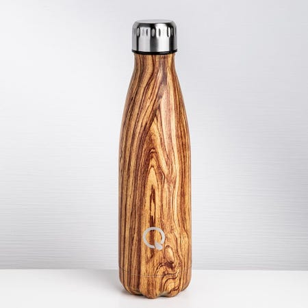 89054_KSP_Quench_'Wood_Look'_Double_Wall_Water_Bottle__Maple