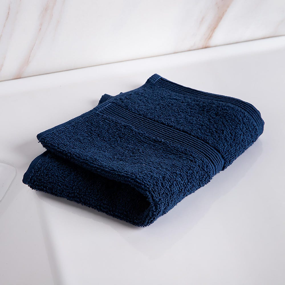 89200_Moda_At_Home_Allure_Cotton_Face_Towel__Indigo