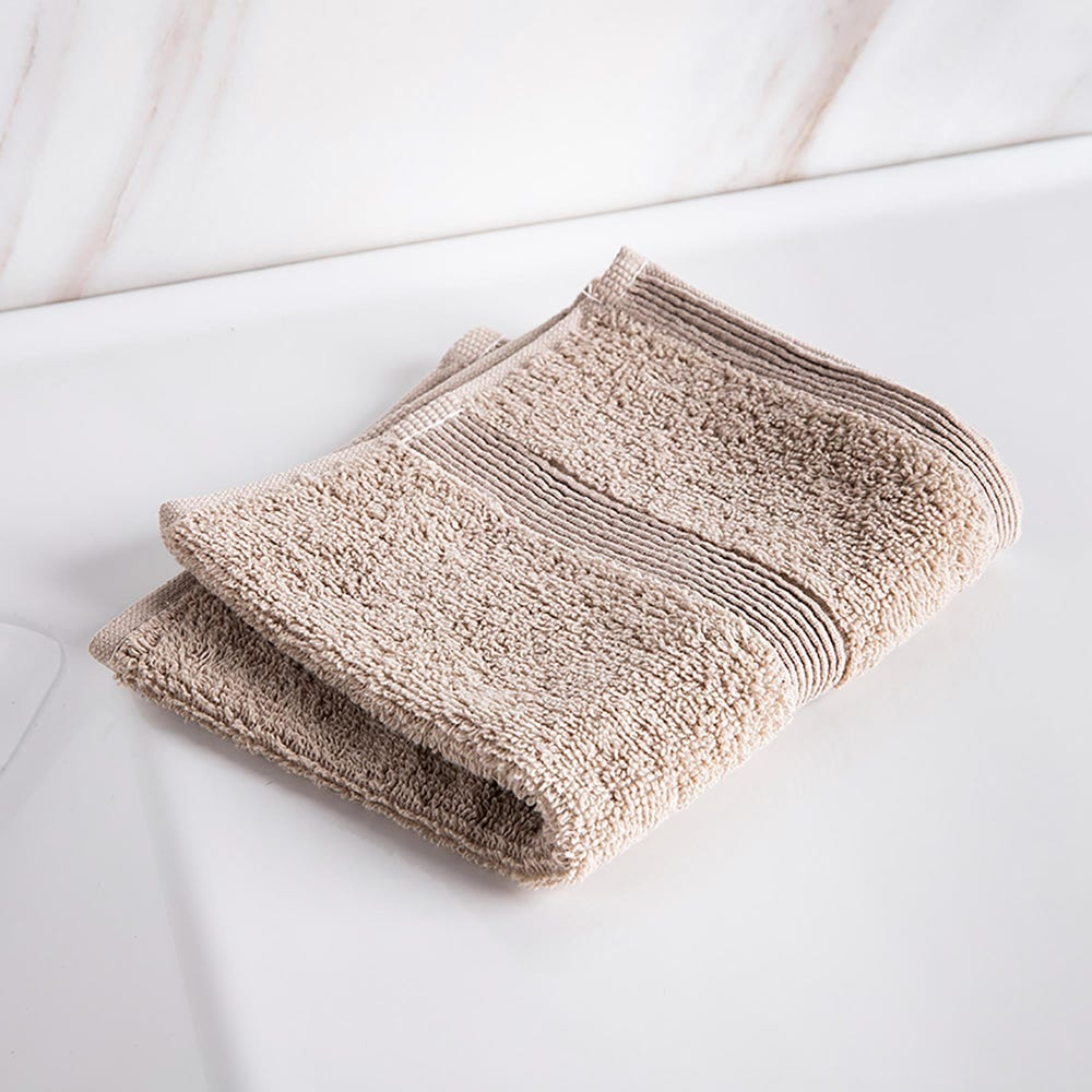 89210_Moda_At_Home_Allure_Cotton_Face_Towel__Almond