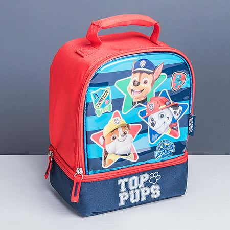 89355_Thermos_Licensed_'Paw_Patrol'_Insulated_Novelty_Lunch_Bag__Blue_Red