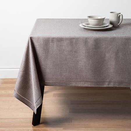 89481_Harman_Hemstitch_60__x_120__Polyester_Tablecloth__Grey