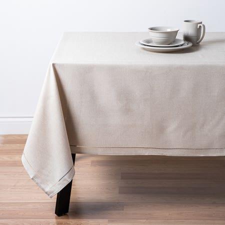89482_Harman_Hemstitch_60__x_120__Polyester_Tablecloth__Linen