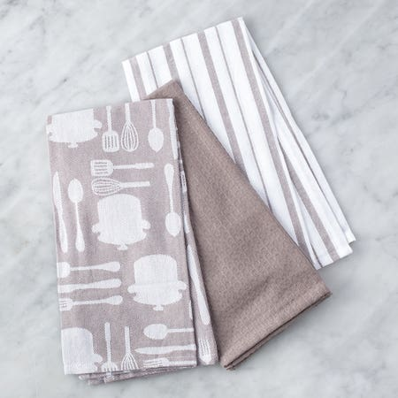 Combo T T S 3 Utensil Taupe