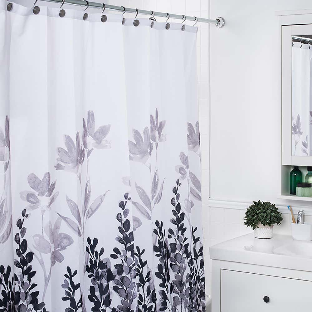 89801_Moda_At_Home_Polyester_'Wind_Dance'_Shower_Curtain__White_Grey_Black