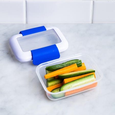 90305_Locksy_Click_'N'_Go_174ml_Snack_Container__Blue