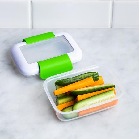 90306_Locksy_Click_'N'_Go_174ml_Snack_Container__Green