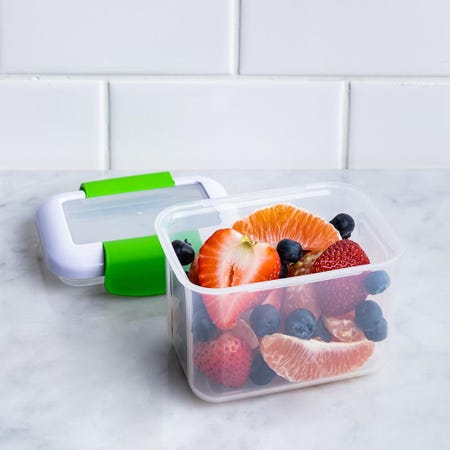 90310_Locksy_Click_'N'_Go_440ml_Snack_Container__Green