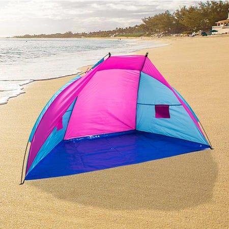 90349_CTG_Sun_Shelter_Beach_Tent_with_Carrying_Bag__Asstd_