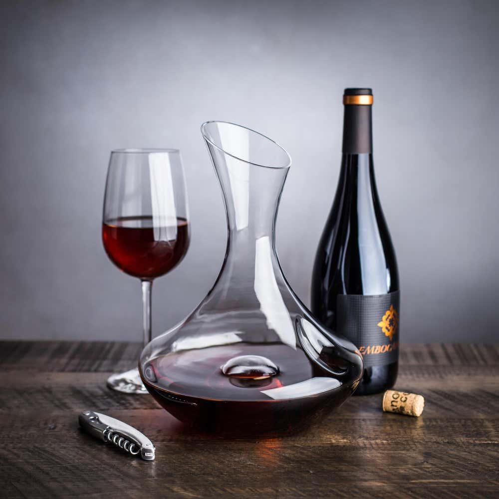 90553_KSP_Sommelier_'Captain'_Glass_Wine_Carafe__Clear