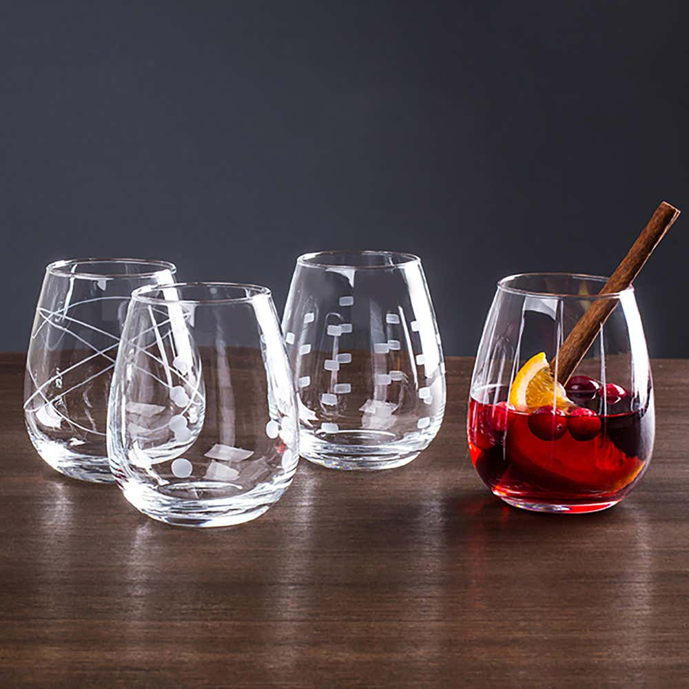 90557_KSP_Eclipse_'Etched'_Stemless_Wine_Glass___Set_of_8__Clear