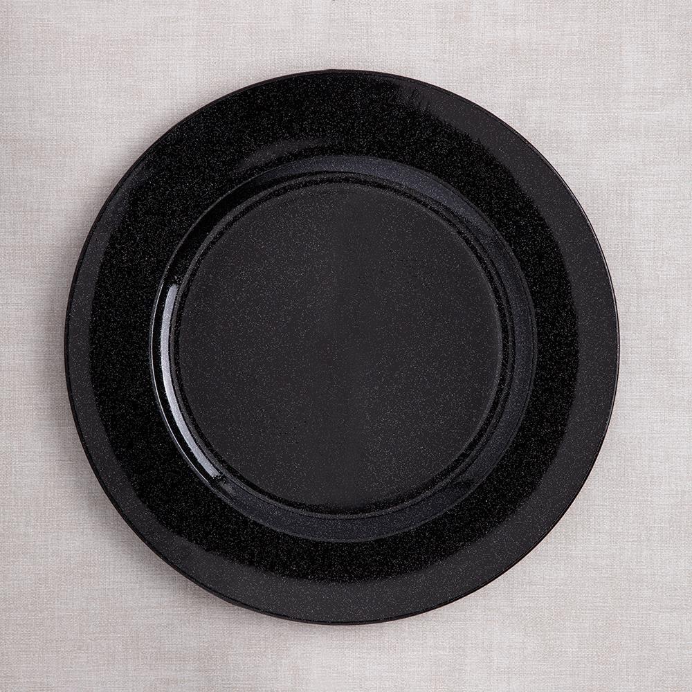 90897_KSP_Everyday_Charger_Plate_Glitter__Black