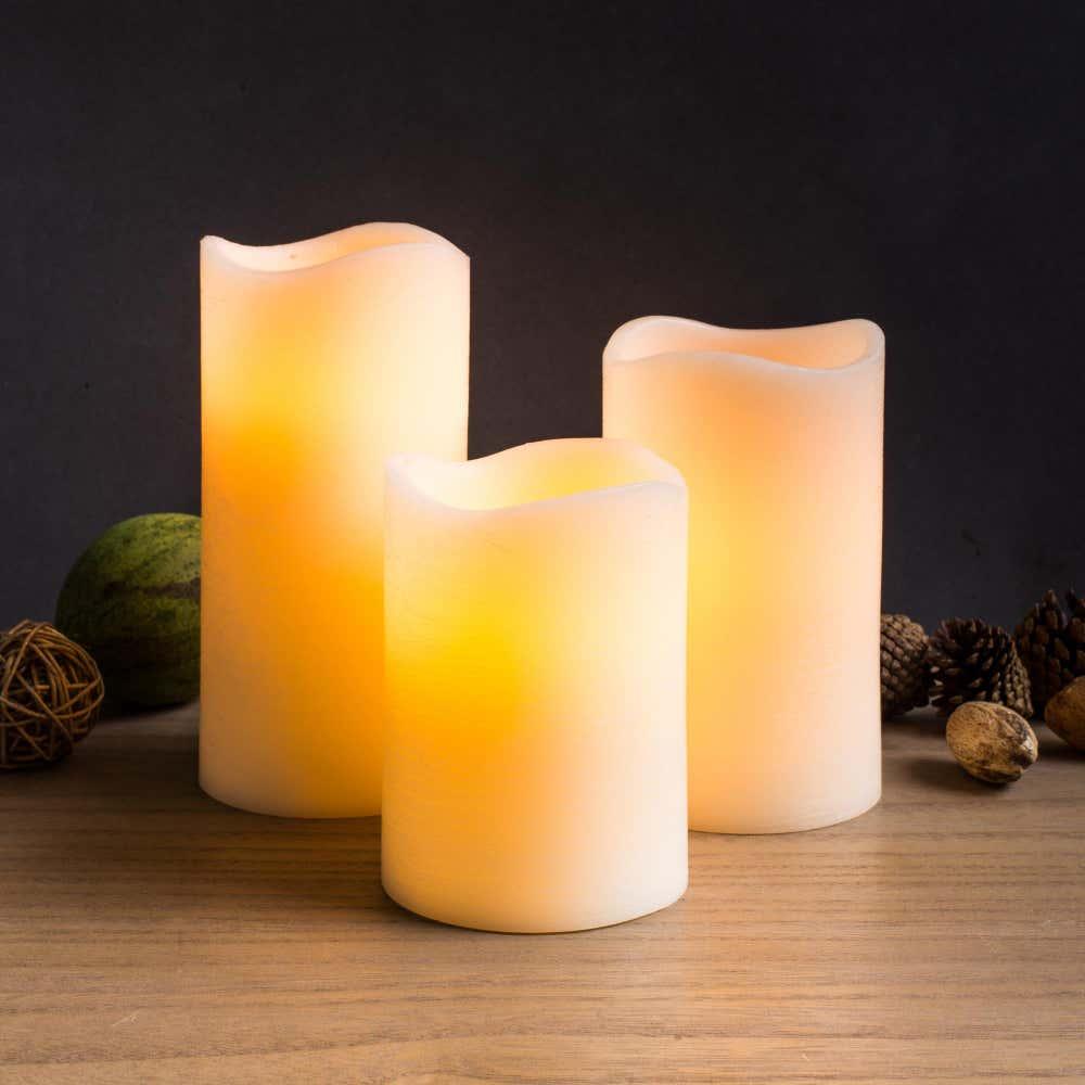 90909_KSP_Flicker_LED_Pillar_Candle___Set_of_3__Ivory