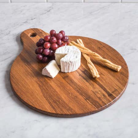 91047_KSP_Crushed_Bamboo_Cutting_Board_Round__Dark_Brown