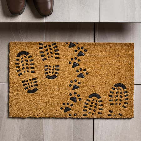 91274_KSP_Casual_'Footprints'_Coir_Doormat__Natural_Black