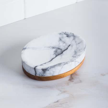 91540_Harman_Wysteria_Ceramic_Soap_Dish__White