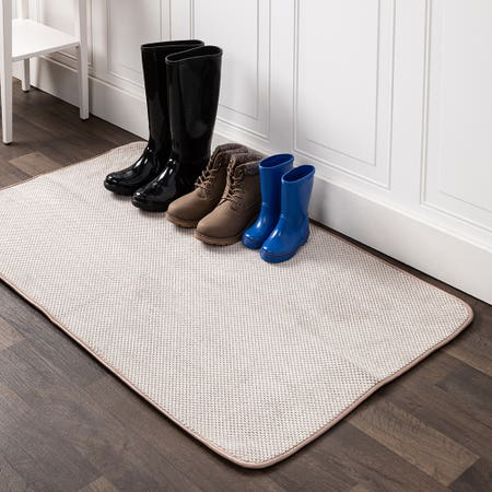 91616_Harman_Luxe_Plush_Boot_Shoe_Drying_Mat__Taupe