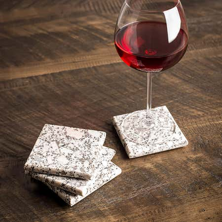 91643_KSP_Granite_Square_Coaster___Set_of_4__White