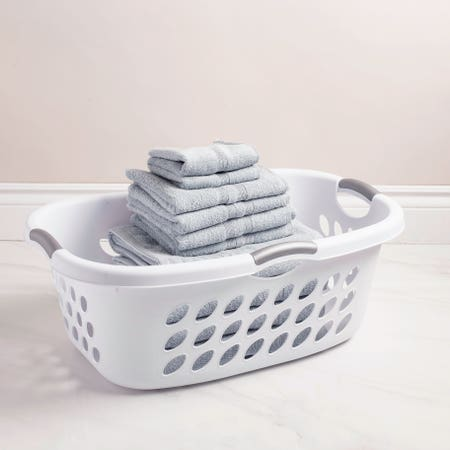 91770_Sterilite_Bushel_Ultra_Plastic_Laundry_Basket___White