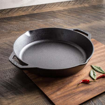 91849_Lodge_Logic_Dual_Handle_Frypan__Black
